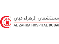 Logo of Al Zahra Hospital, Al Barsha