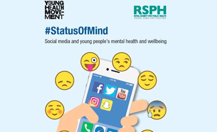 Instagram the Worst for Young People's Mental Health