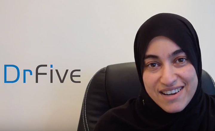Interview: UAE's Only Female Vascular Surgeon